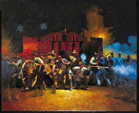 the siege of the alamo the revolution for independence