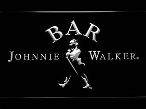 Johnnie Walker Bar LED Neon Sign