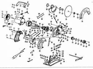 Looking For Craftsman Model 17210860 Circular Saw Repair