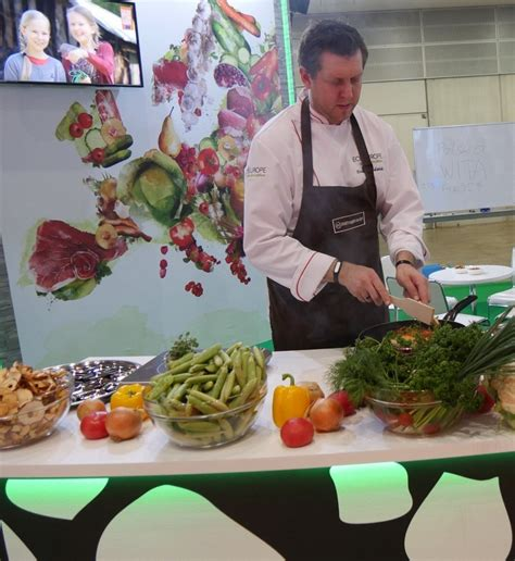 exposition cuisine photorelation from health food exposition 2015 ecoeurope