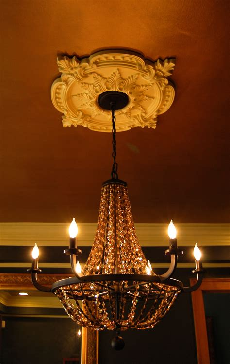 Architectural Chandeliers by Benson Classic Ceiling Medallion Architectural Depot