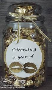 Lots of kisses for a 50th wedding anniversary gift for Golden wedding anniversary gift ideas