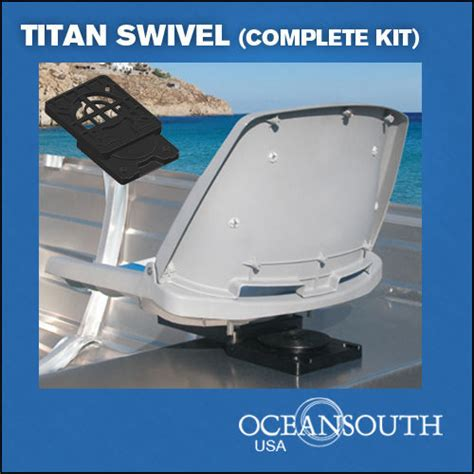 Jon Boat Removable Deck by Boat Seat Swivel Removable For Aluminum Benches On Jon