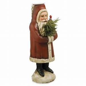 bethany lowe christmas decorations page 4 theholidaybarncom With kitchen cabinets lowes with santa candle holder
