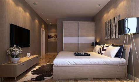 Tv Für Schlafzimmer by 35 Kreative Gestaltungen Mit Tv Wandschrank Archzine Net