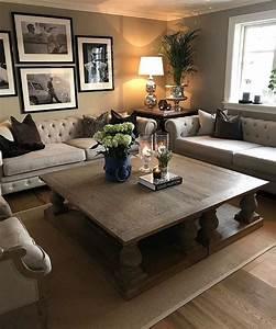 Living Room Coffee Table Set [peenmedia]