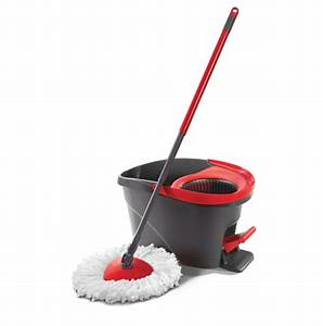 Mopping Made Fun: EasyWring Spin Mop Demo - Smith and ...