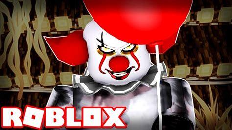 attaque par  clown tueur roblox clipzuicom