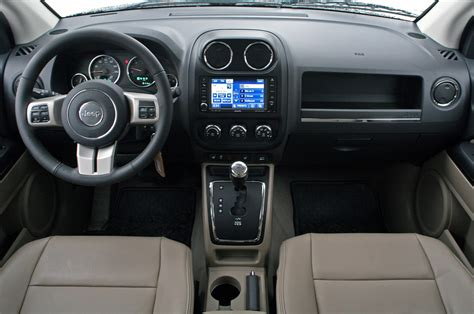 jeep compass limited interior 2011 jeep compass limited edition