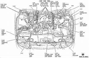Temperature Sensor Location 1995 Lincoln Continental