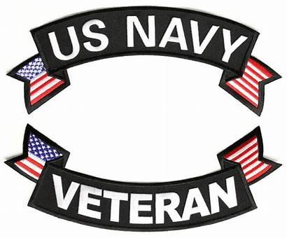 Veteran Army Clipart Navy Flag Bottom Rocker