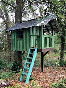 Treehouses for Kids for a Surprise Gift - HomeStyleDiary com