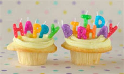 Birthday Cupcake Images Happy Birthday Cupcakes Kidspot