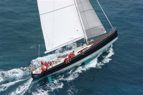 Cape Arrow Luxury Sailing Charter Yacht Mediterranean Nyc