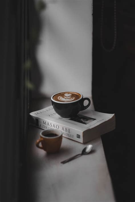 The best way to tie your room together is with a stylish coffee table. Download wallpaper 3264x4896 coffee, book, windowsill, comfort, reading hd background