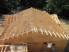 House Roof Framing