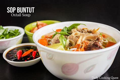 Makanan yang terbuat dari buntut (ekor) sapi ini sangat. Resep Sop Buntut Borobudur Ncc - Hijab Casual