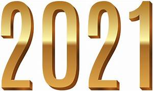 2021, Year, Png