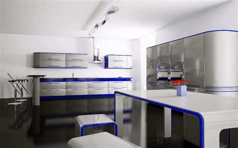 kitchen design mac اجمل مطابخ ثري دي مودرن المرسال 1255