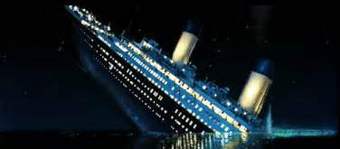 titanic sinking gif tumblr