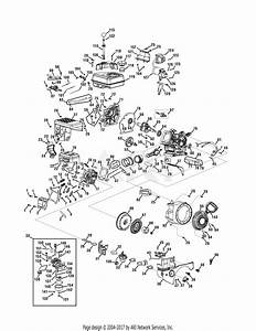 Mtd 31as63ef700  2010  Parts Diagram For Engine Assembly