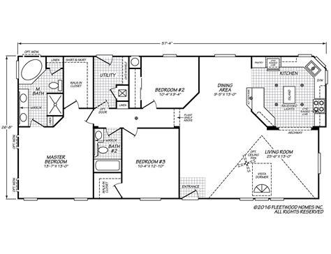 vogue ii 28573l fleetwood homes