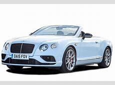 Bentley Continental GTC convertible 20112018 review