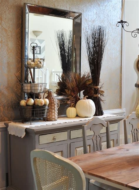 beautiful  cozy fall dining room decor ideas digsdigs
