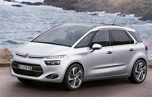 Citroën Picasso : new citro n c4 picasso the technospace box autos ~ Gottalentnigeria.com Avis de Voitures