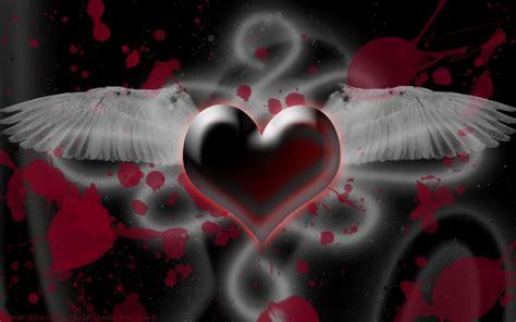 angel heart wallpaper  forlork  deviantart