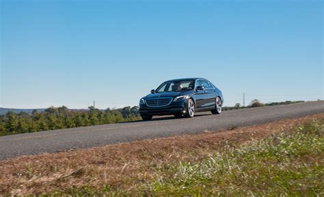 The new height of luxury. 2018 Mercedes-Benz S450 / S560 sedan Pictures   Photo Gallery   Car and Driver