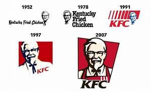 Famous Logo Design History: KFC | Logo Design Gallery ...