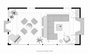5 Furniture Layout Ideas For A Large Living Room  With