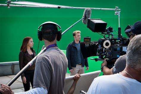 Captain America The Winter Soldier Set Visit Recap