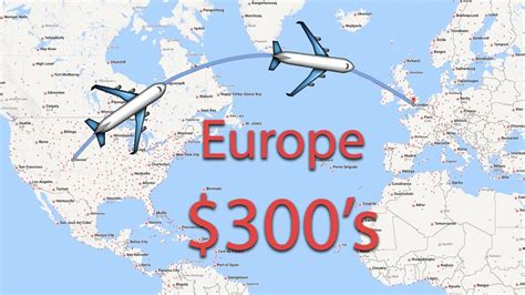 Log in to get trip updates and message other travellers. How to Find Cheap Flights ($300's Round Trip to Europe ...