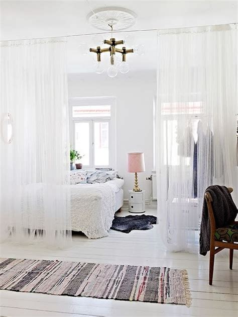 curtains as a room divider the room divider a simple and flexible tool for organizing space