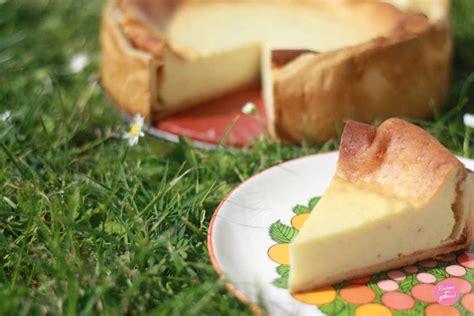 gateau au fromage blanc sans pate g 226 teau au fromage blanc comme un cheesecake