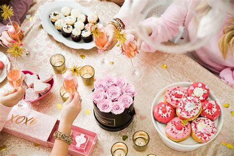 How to Throw a Galentine's Day Party | Galentines day ...
