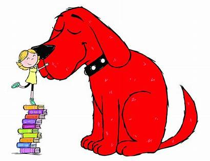 Clifford Dog Emily Elizabeth Pbs Tv Scholastic