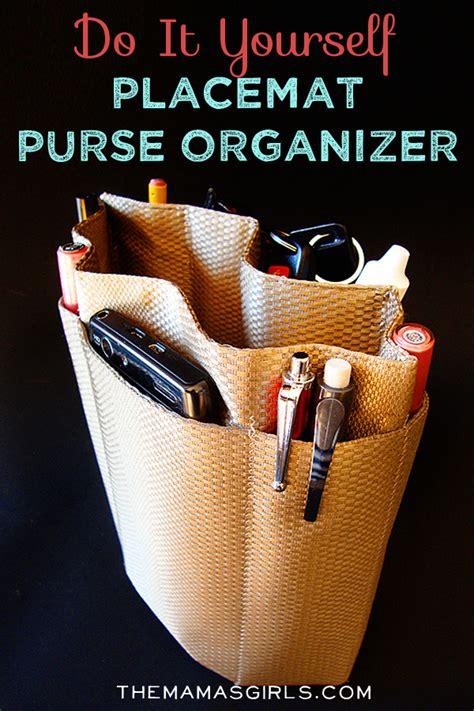 purse organizer insert jaguar clubs