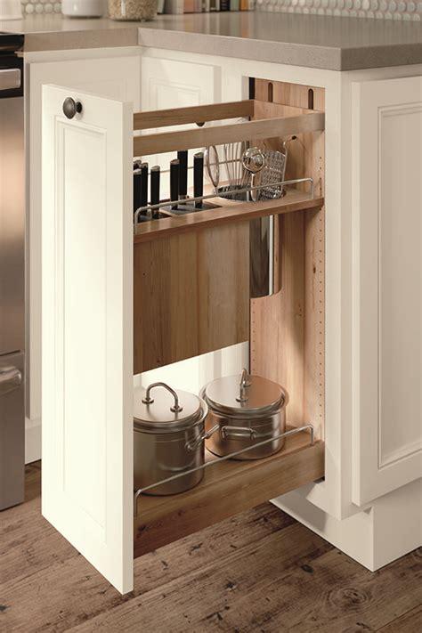 thomasville organization base utensil pantry pullout