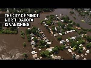 Minot North Dakota Is Disappearing YouTube