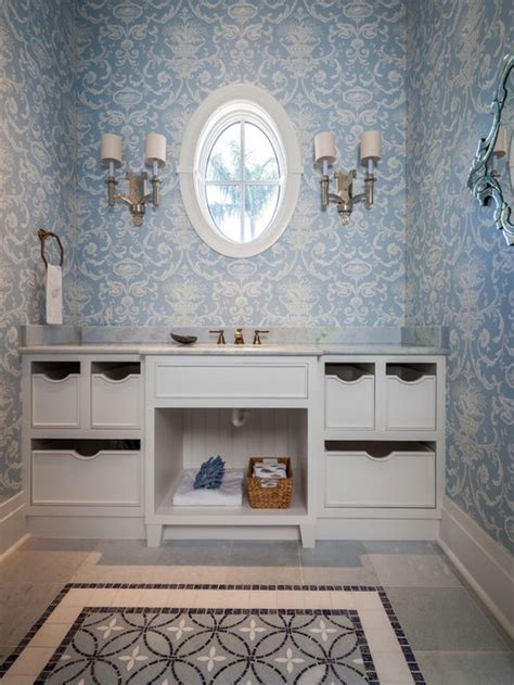 decorative tile floor houzz