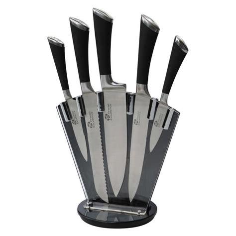 bloc de couteau de cuisine couteaux pradel excellence achat vente couteaux pradel