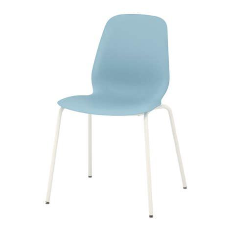 leifarne chair light blue broringe white ikea