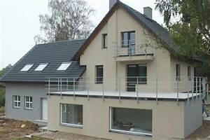 Výstavba domu a lázně