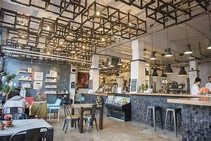 10 new coffee shops with the best interior design in toronto for Interior design school toronto