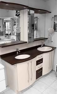 Meuble Salle De Bain En Solde : meubles de salle de bain en promo atlantic bain ~ Teatrodelosmanantiales.com Idées de Décoration