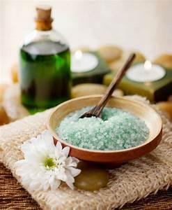 Spas, Bath salts and Salts on Pinterest