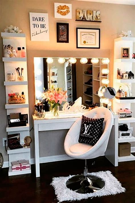 dressing table light ideas best makeup table with lights ideas on dressing makeup